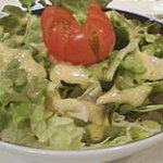 コートロッジ - サラダ