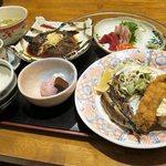 11870389 - 魚定食