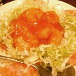 中華料理 大福楼 - エビチリ