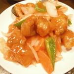 中華料理 大福楼 - 酢豚♪