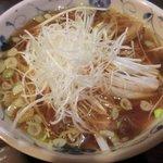 味の蔵 壽楽 - ピリ辛ネギラーメン