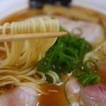 らぁ麺 飯田商店 - しょうゆらぁ麺