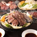 東京ジンギスカン - ヘルシーなラム肉でご宴会♪