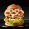 大江ノ郷ヴィレッジ - 料理写真:1F「バーガーキッチン」三代目YAZUバーガー