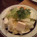 まんぷく亭 - 野菜