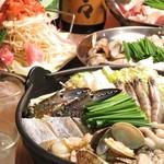 溝の口ドカンドカン酒場 - 料理写真:冬は鍋で温まりましょう☆