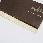 デリチュース  - ポイントカード。