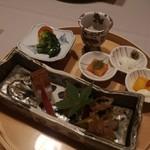 山水閣 - 料理写真: