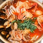 チーズタッカルビ&サムギョプサル韓国料理やさい畑 - へムルタン