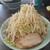 横浜家系ラーメン ひじり家 - 聖麺(ひじりめん)820円