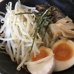 らーめん大地 - 麺