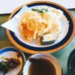 Anemosu - 鶏天ぷらメイン