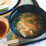 アネモス - 味噌汁