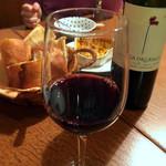 ビストロ ぱすとらる - 赤のボトルワイン