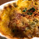 ビストロ ぱすとらる - 栗かぼちゃと金時芋のクリーム・スィートグラタン
