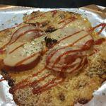 広島風お好み焼き ゆうか - トマトチーズ