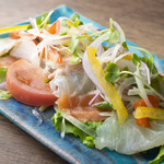 本日の鮮魚カルパッチョ
