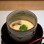 鮨の間 - 2019.10 茶碗蒸し