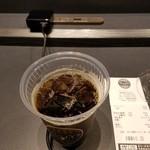 タリーズコーヒー - アイスコーヒー。
