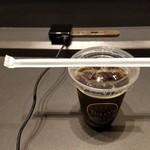 タリーズコーヒー - 電源が便利。