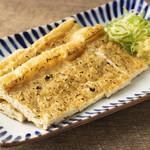 藤野豆腐店さんのキツネ焼