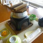 ニセコ山の家 - 料理写真:量は普通のご飯茶碗で2杯くらい