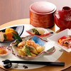 大津食房 さくら - 料理写真:夕食セット1,650円。料理内容は日替わりメニューになってます!