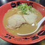 天下一品 - 料理写真:【ラーメン(並)】¥780