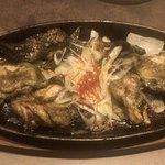 全国日本酒×和食個室居酒屋 うまい門 - 大山鶏の炭火焼