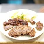 牛舌の店 多津よし - 料理写真: