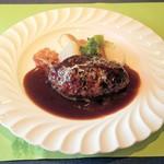 KMT - ハンバーグステーキ