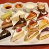 カクタスハウス - 料理写真:ケーキ全種盛り!