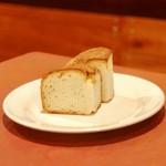 カクタスハウス - パンも自家製