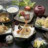 つな八 - 料理写真:松茸土瓶蒸し付きコース 秋風