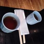118761261 - お茶と箸