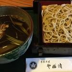 やぶ清 - 料理写真:
