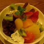 たぬき - 料理写真:和パフェ