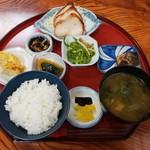お食事処 あきのは - 料理写真:日替わりランチ