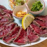 旬彩和食 うえの山 - 岩手短角牛_東北でも数社しかやっていない貴重な赤肉牛