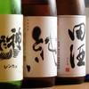 季寄せ料理 暖歩 - ドリンク写真:日本酒