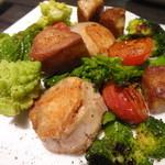 11878481 - フォアグラとお野菜のソテー