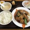 Happoukyaku - 料理写真:酢豚ランチ