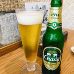 マンゴツリーカフェ - チャーンビール