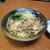 山形田 - その他写真:蔵王冷やし地鶏蕎麦