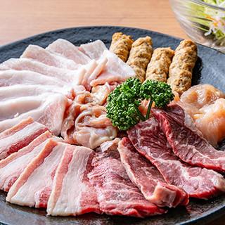 食べ放題コースは4378円~◎各種ご宴会にもどうぞ!