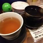 おでんと串カツ姫路のお店 - 出汁割り(2人分)
