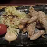 小料理バー こまき - ヤゲン塩焼き