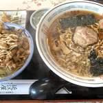 近江屋食堂 - 料理写真:生姜焼丼セット