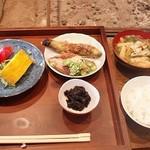 ごんべえ邑 - 2日目朝食