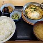 ときわ食堂 - 料理写真:この日の特別定食